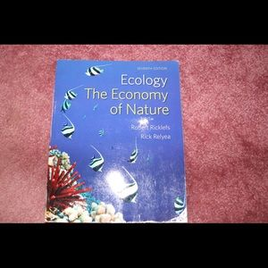 Ecology of nature textbook 7th ed